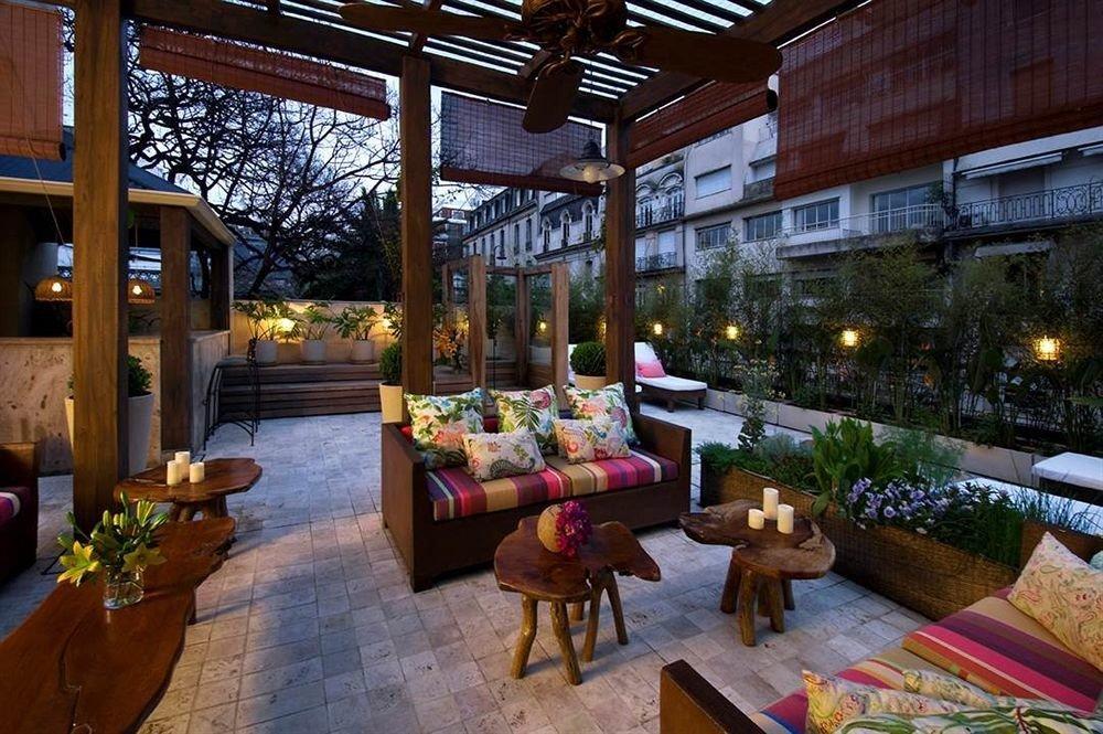 property Resort Courtyard Lobby home backyard restaurant outdoor structure