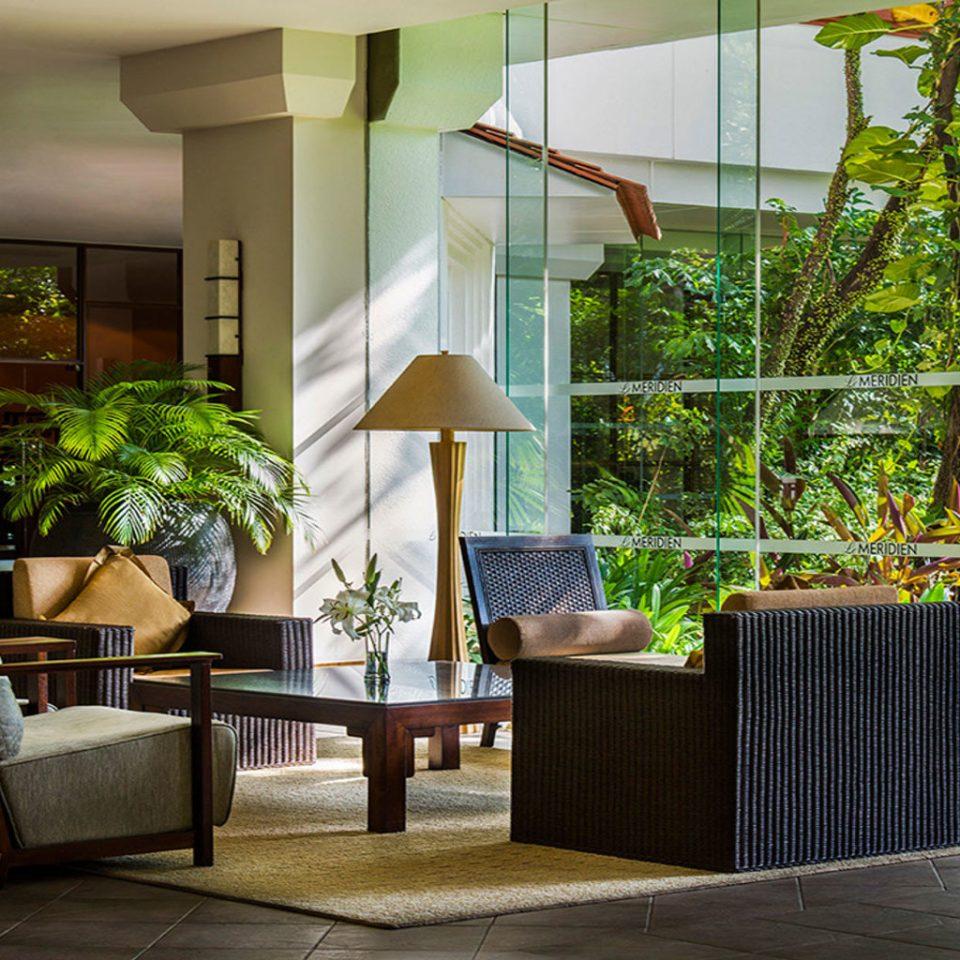 chair Lobby condominium home Resort restaurant Courtyard living room