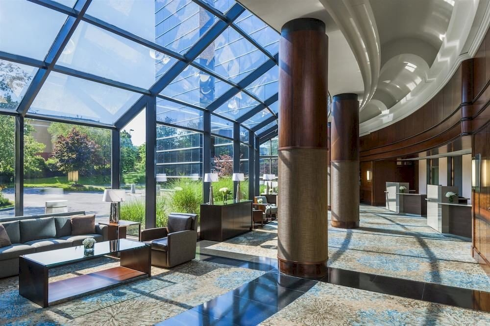 property Lobby condominium Resort daylighting Courtyard orangery outdoor structure