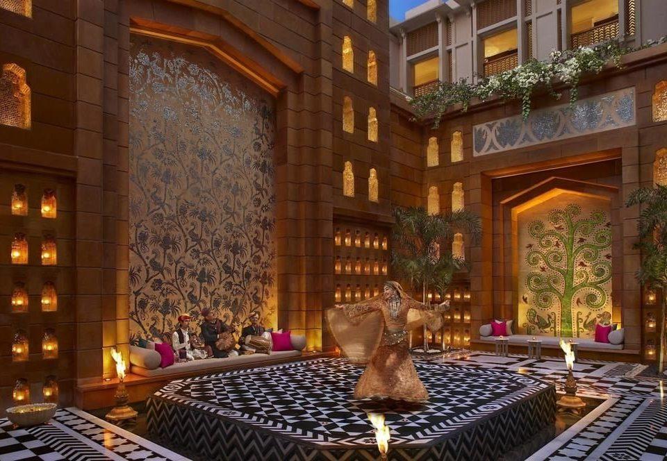Lobby mansion screenshot palace Courtyard condominium Resort