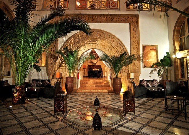 Lobby hacienda Courtyard mansion Villa Resort palace restaurant