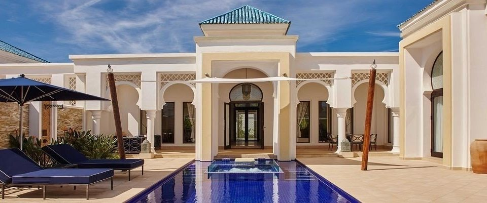 building property mansion Villa home palace hacienda condominium Courtyard Lobby Resort colonnade