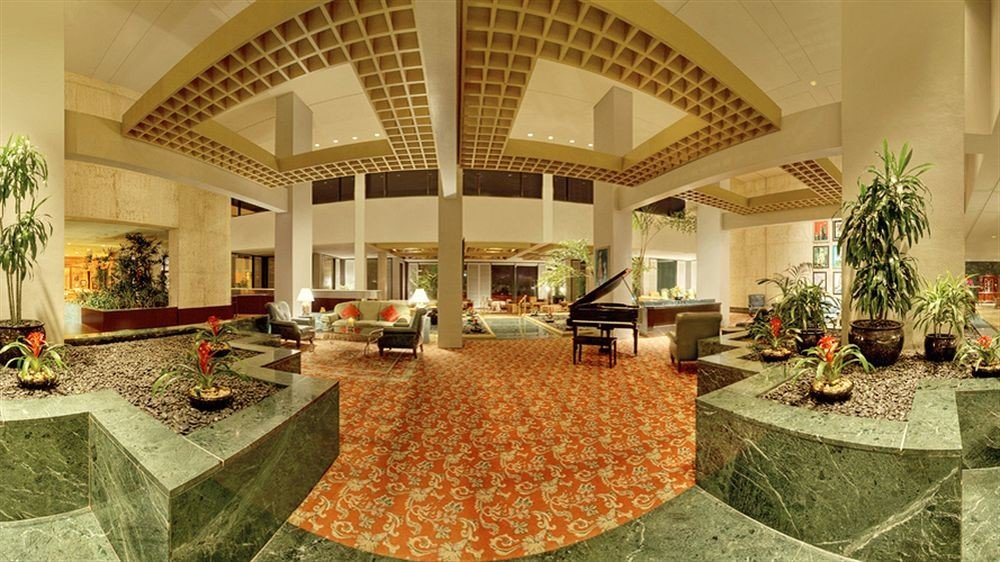 Lobby property mansion palace Courtyard hacienda home function hall Villa ballroom aisle living room flooring stone