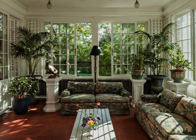living room home outdoor structure porch Courtyard Patio plant houseplant backyard landscaping