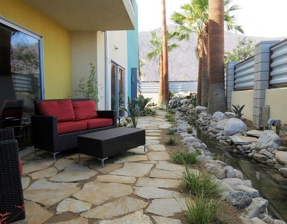 property home Courtyard backyard Villa condominium outdoor structure yard cottage Patio stone