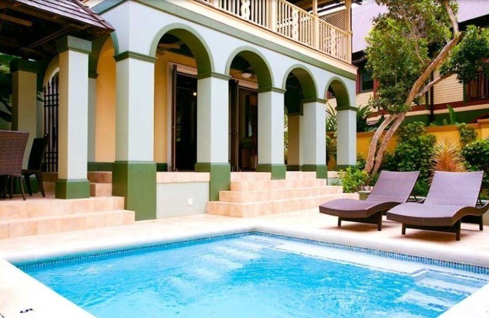 building swimming pool property leisure condominium Villa home mansion Resort Pool Courtyard hacienda