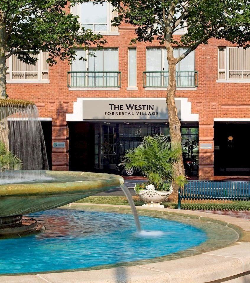 tree building swimming pool leisure property Pool backyard reflecting pool home condominium Resort Courtyard Villa swimming