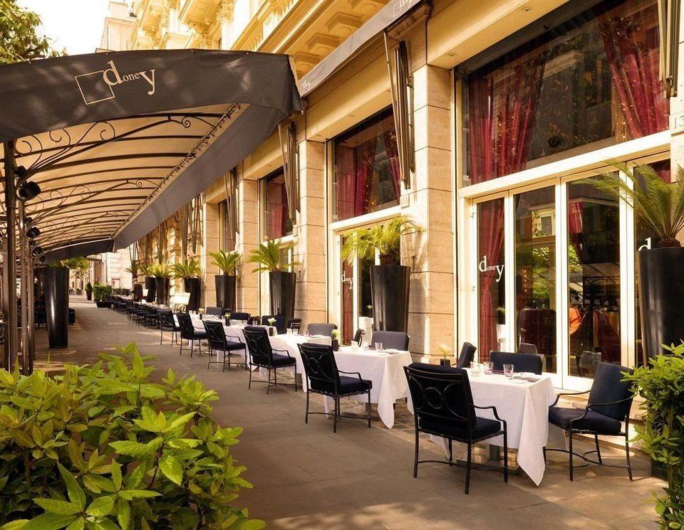 building restaurant Courtyard Resort