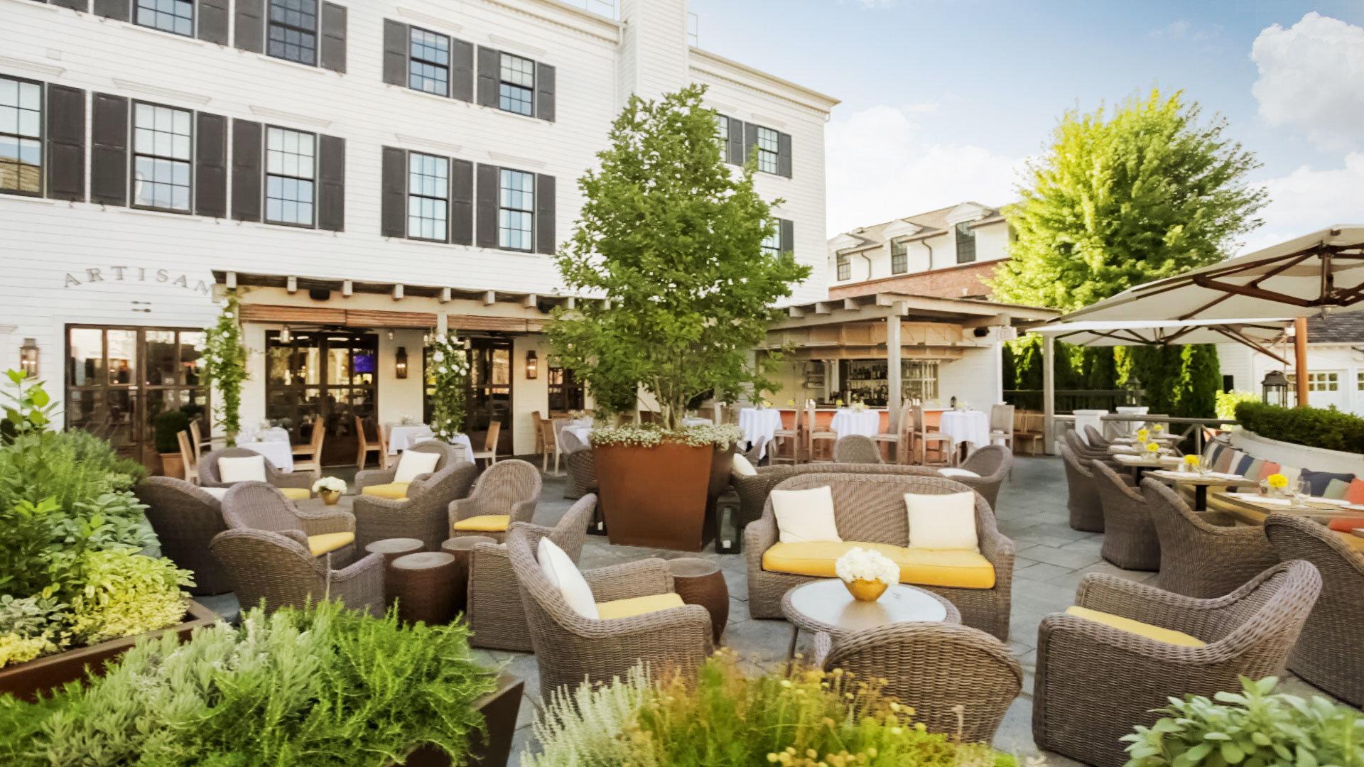 property condominium Resort plaza Courtyard restaurant