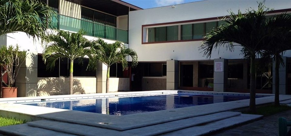 property swimming pool condominium building Resort Villa Courtyard home hacienda