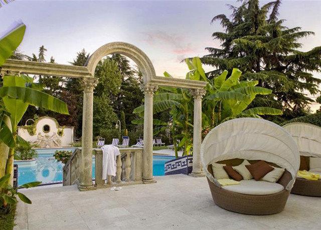 leisure property Resort hacienda Villa Courtyard