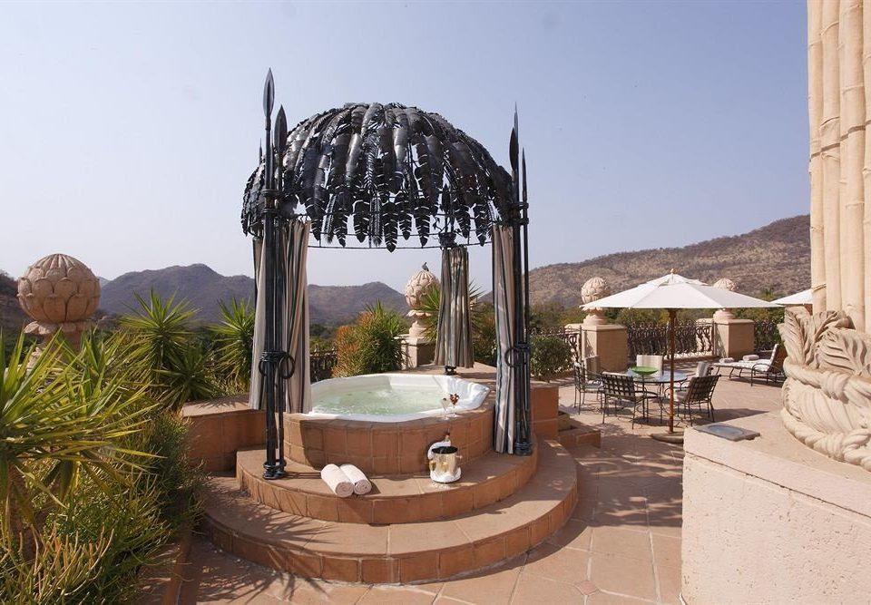 property hacienda Villa home Resort mansion Courtyard