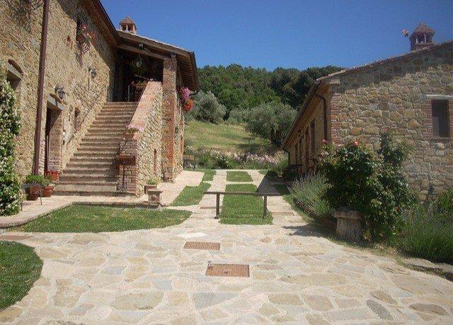 building sky brick grass house property stone walkway Villa Courtyard hacienda old cottage arch