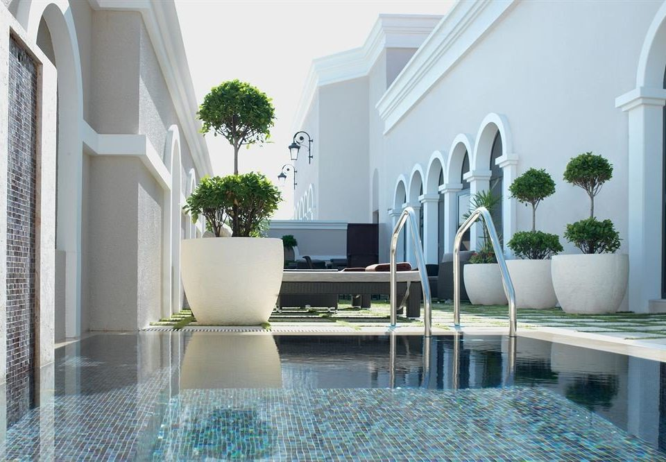 property house home condominium Villa swimming pool Courtyard mansion flooring living room backyard