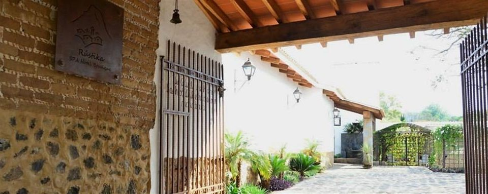 property building house home hacienda cottage Villa Courtyard farmhouse