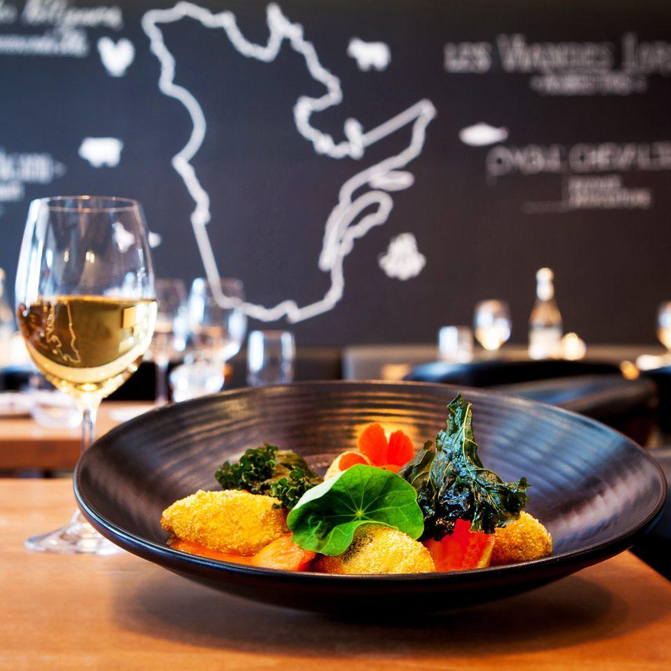 plate dinner restaurant wooden cuisine sense food