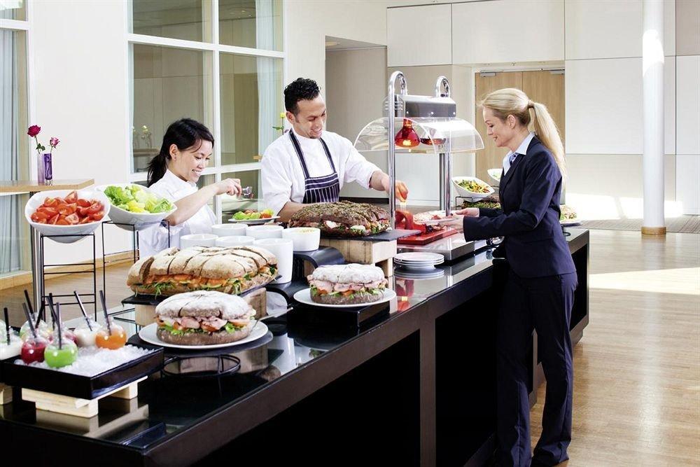 food plate lunch sense culinary art