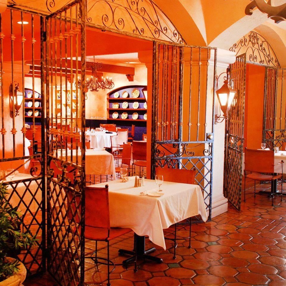 Cultural Desert Dining Drink Eat chair restaurant Resort Lobby hacienda