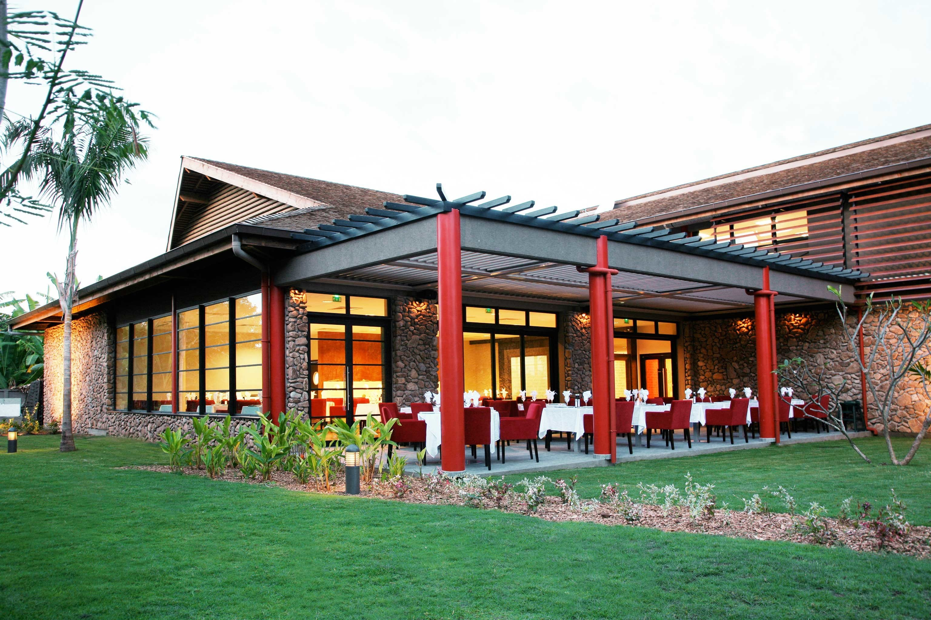 Cultural Dining Drink Eat Eco grass sky building property house home residential area green lush