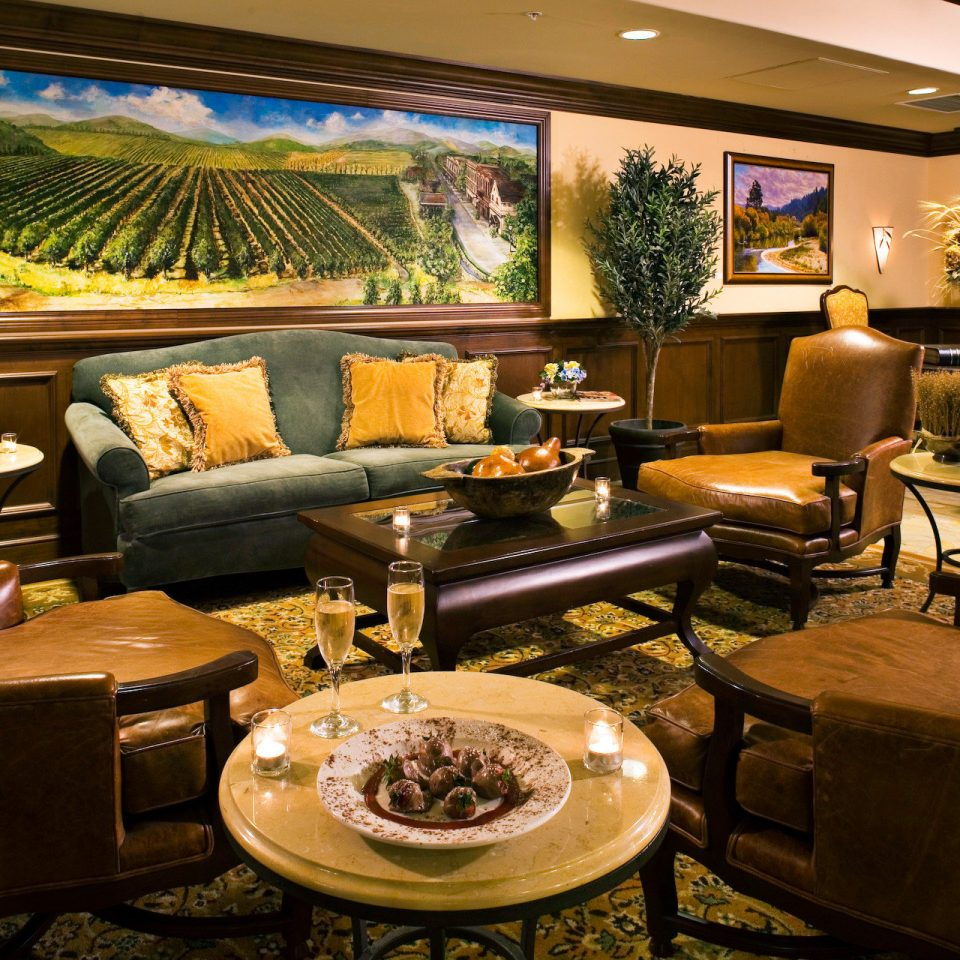 Cultural Drink Eat Lobby Lounge Pool Romance Wine-Tasting Winery living room home restaurant Suite leather