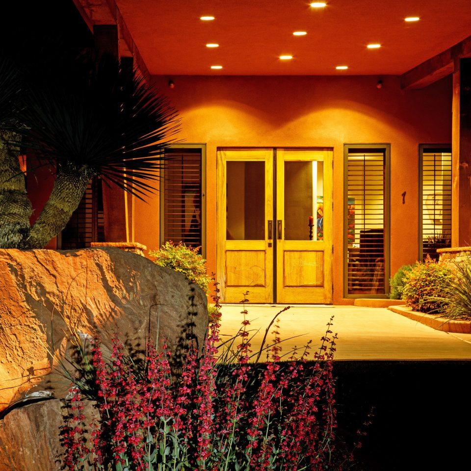 Cultural Exterior Golf Nature Outdoor Activities Resort Scenic views house night home landscape lighting lighting evening backyard
