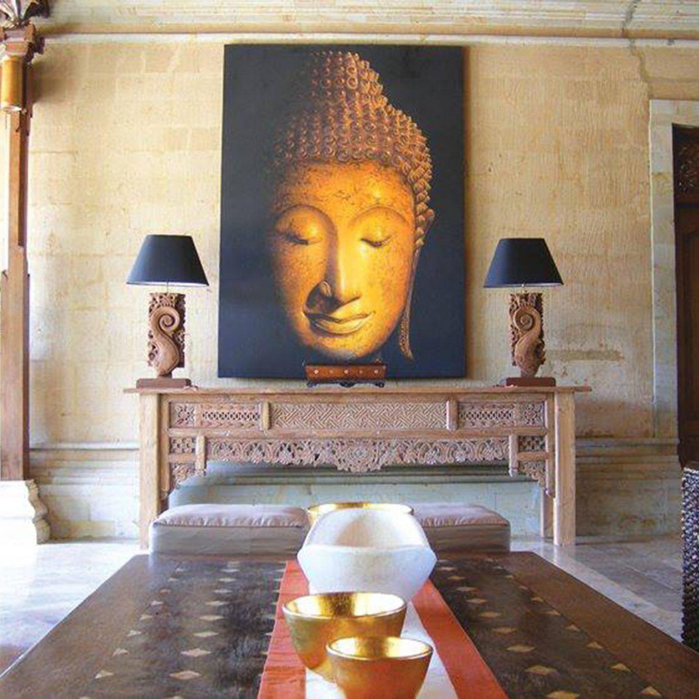 Cultural living room home mansion