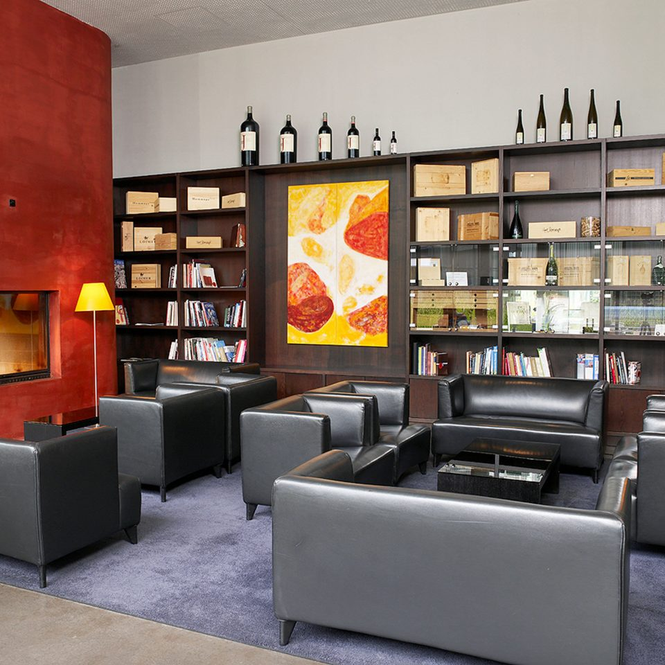 Cultural Lounge Modern Vineyard Wine-Tasting shelf living room Lobby