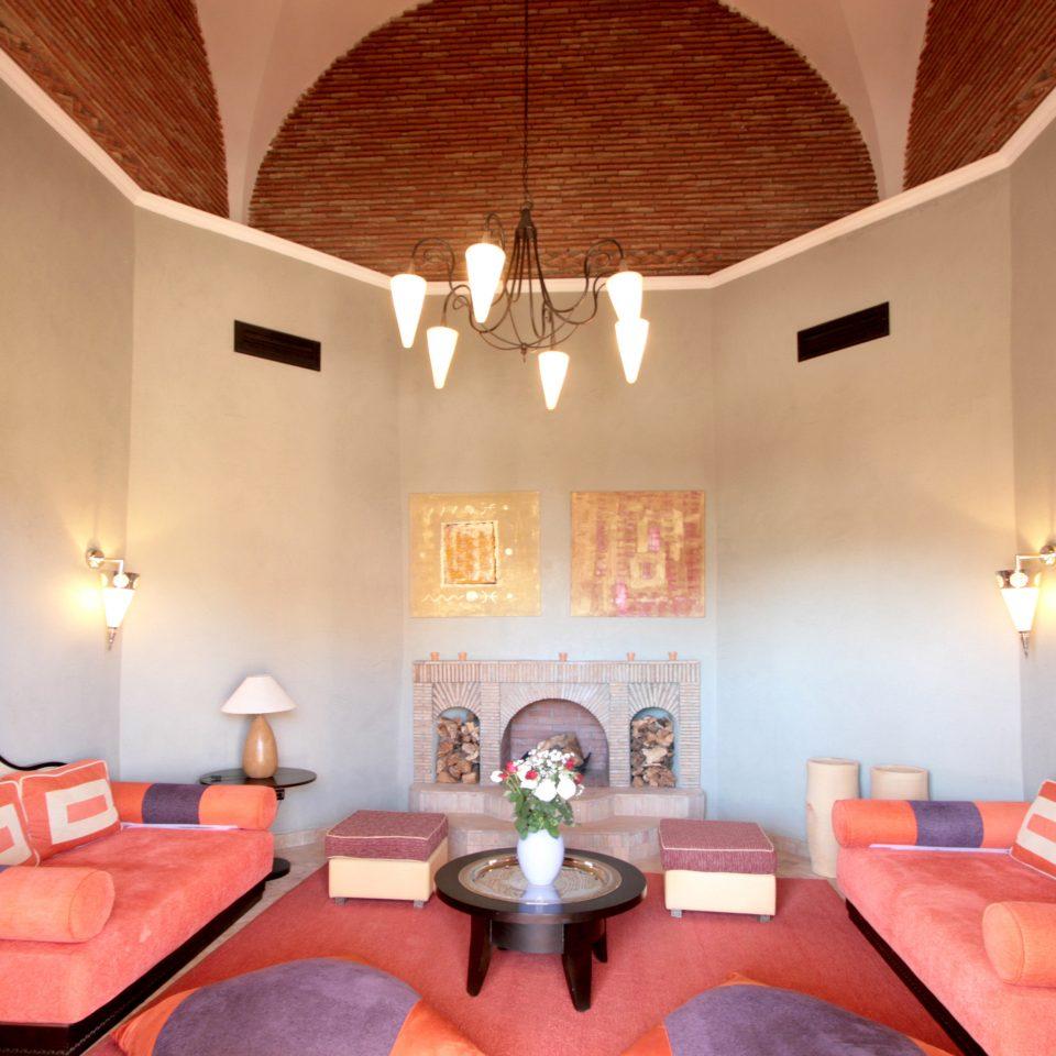 Cultural property Suite home Resort Villa living room hacienda cottage