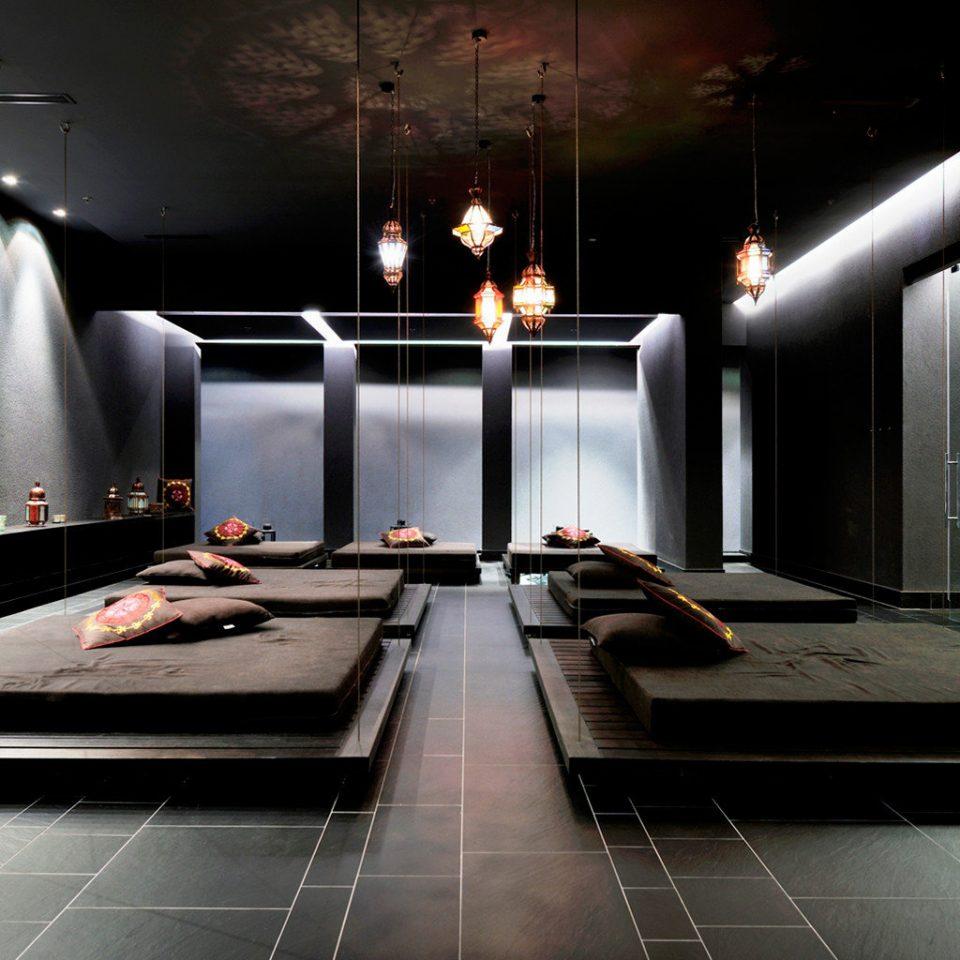 Cultural Spa Wellness auditorium stage lighting screenshot scenographer theatre music venue