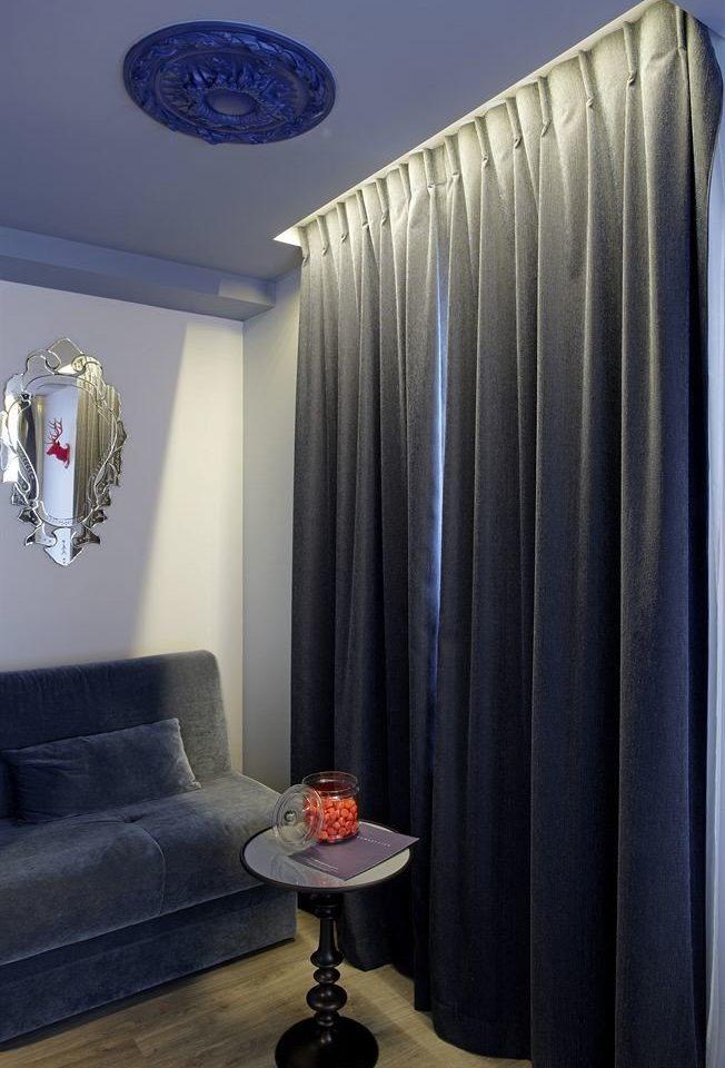 curtain window treatment textile living room decor material wallpaper sofa