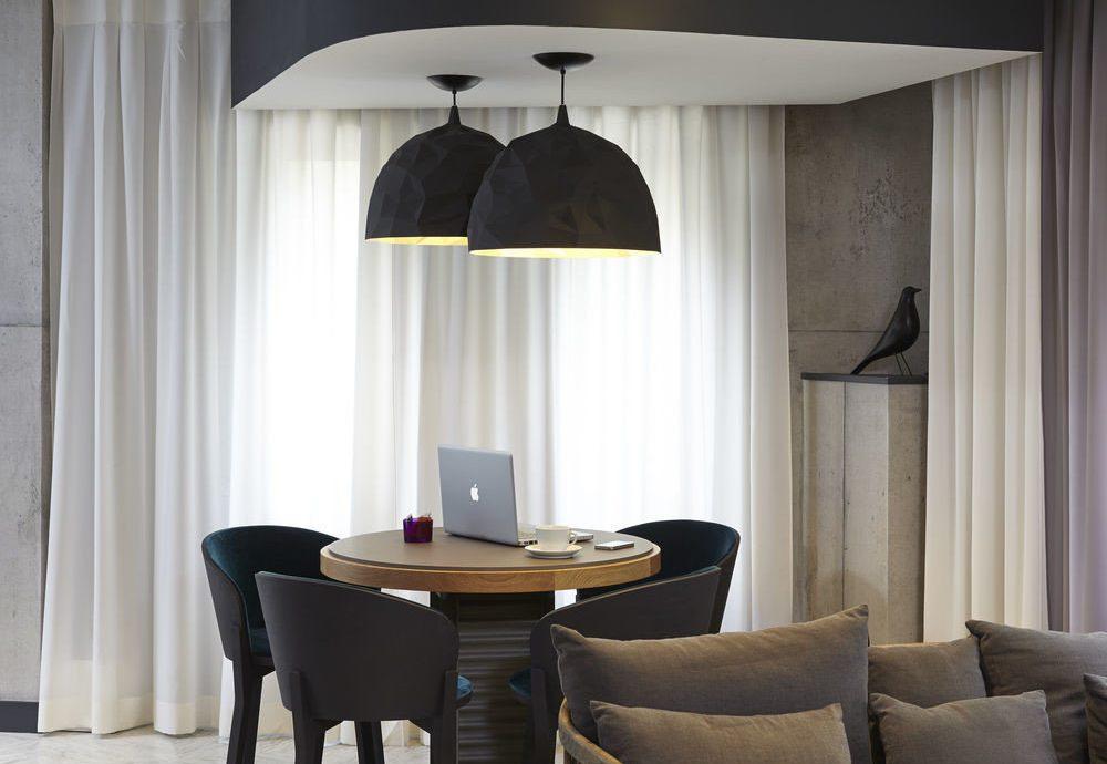 living room lighting curtain home textile window treatment light fixture