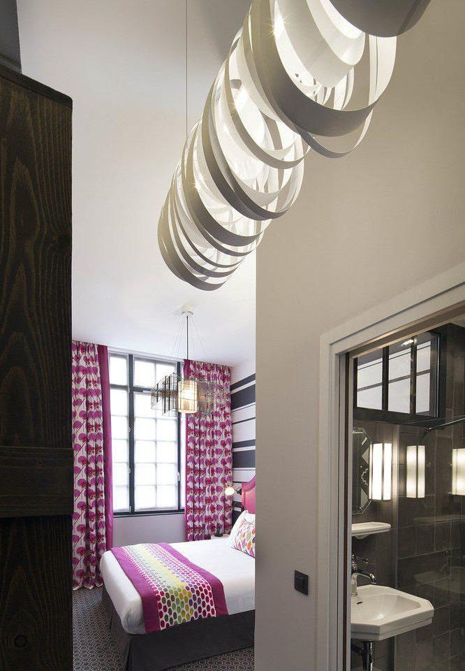 living room lighting home white curtain window treatment