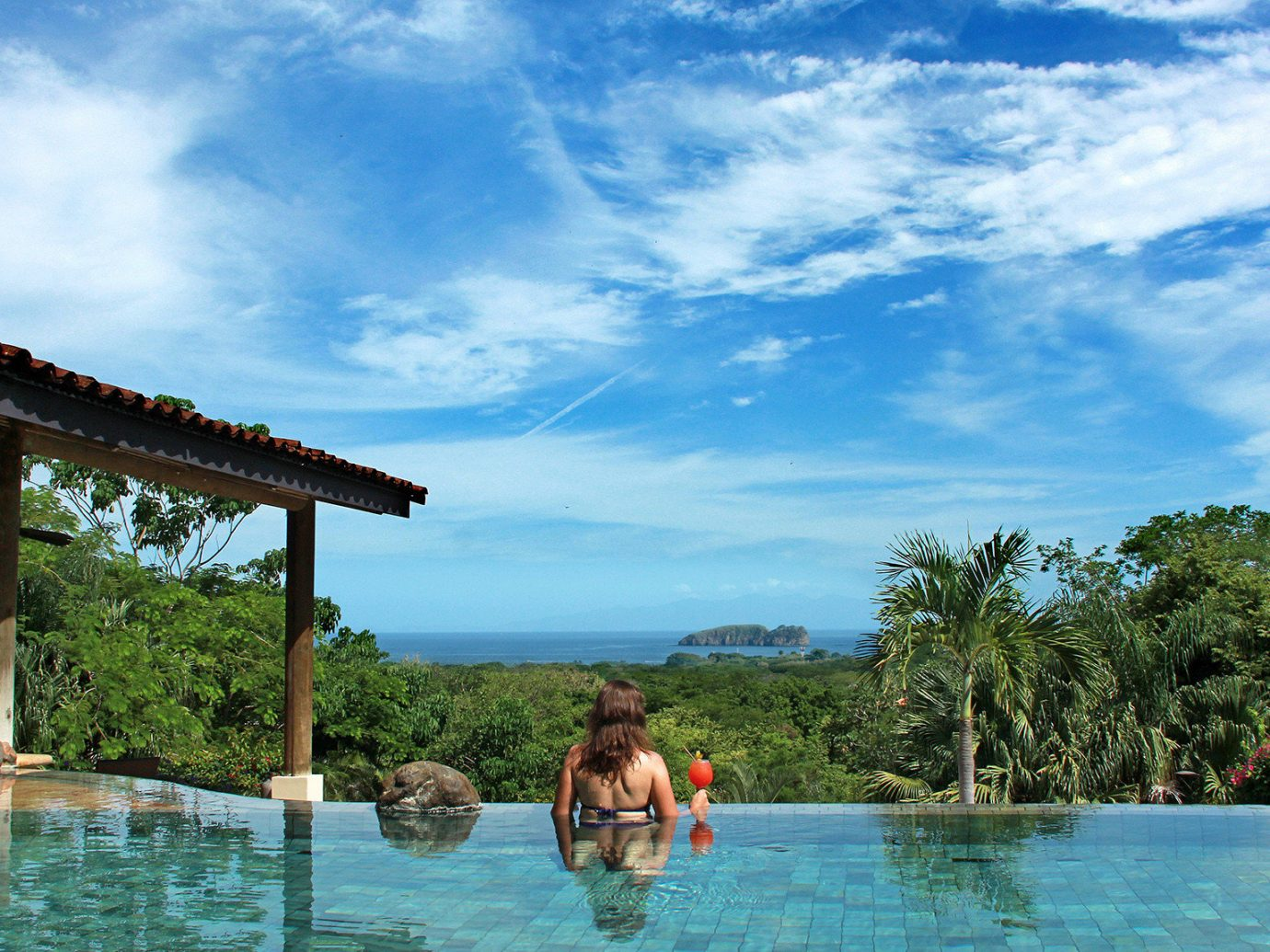 Pool at Villa Buena Onda, Guanacaste