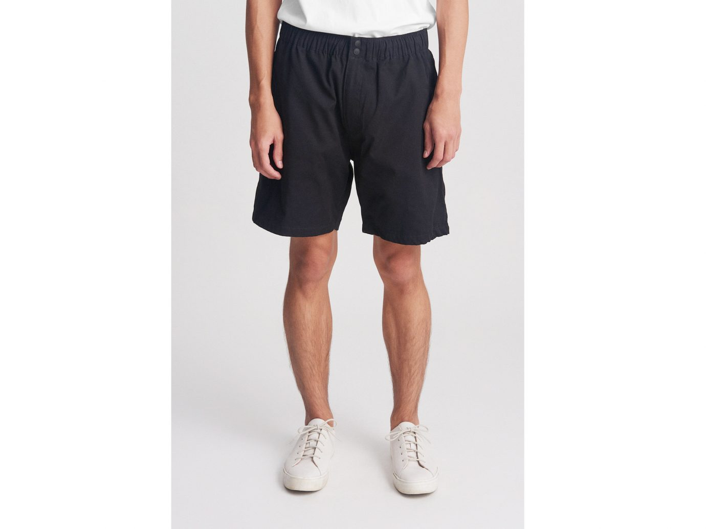 Beach Style + Design Travel Shop person clothing posing shorts active shorts standing waist trunks trouser male