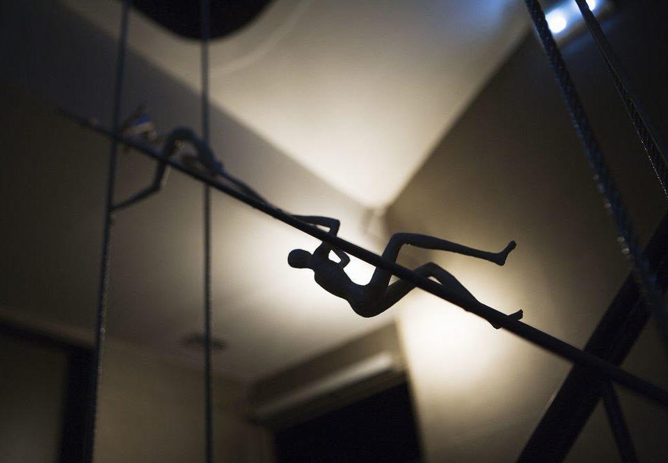 light darkness night lighting light fixture line shape symmetry shadow electricity dark