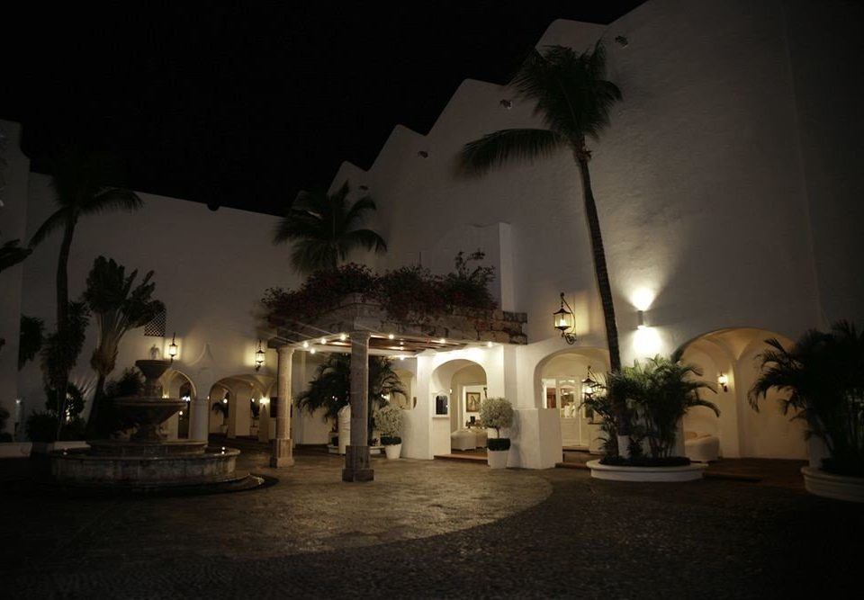 night light house darkness lighting evening landscape lighting mansion dark