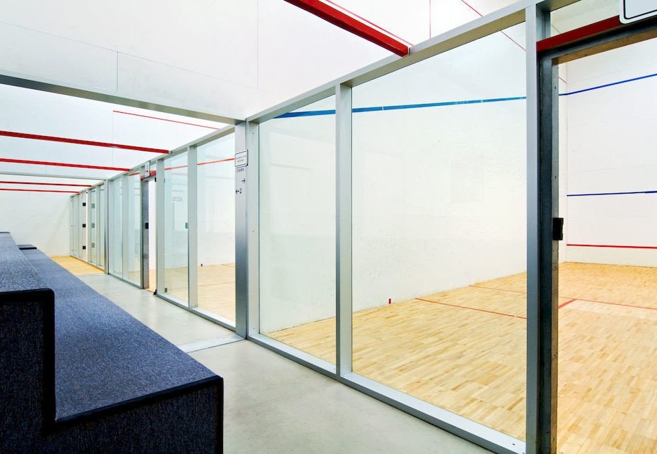 structure handrail daylighting glass door flooring