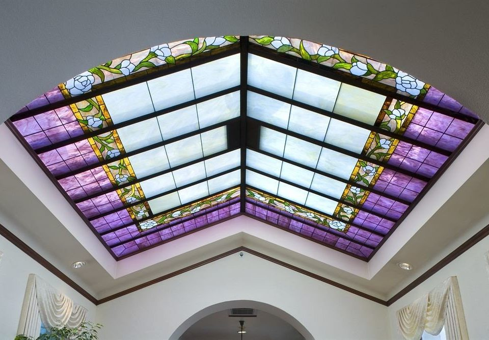daylighting glass lighting stained glass symmetry
