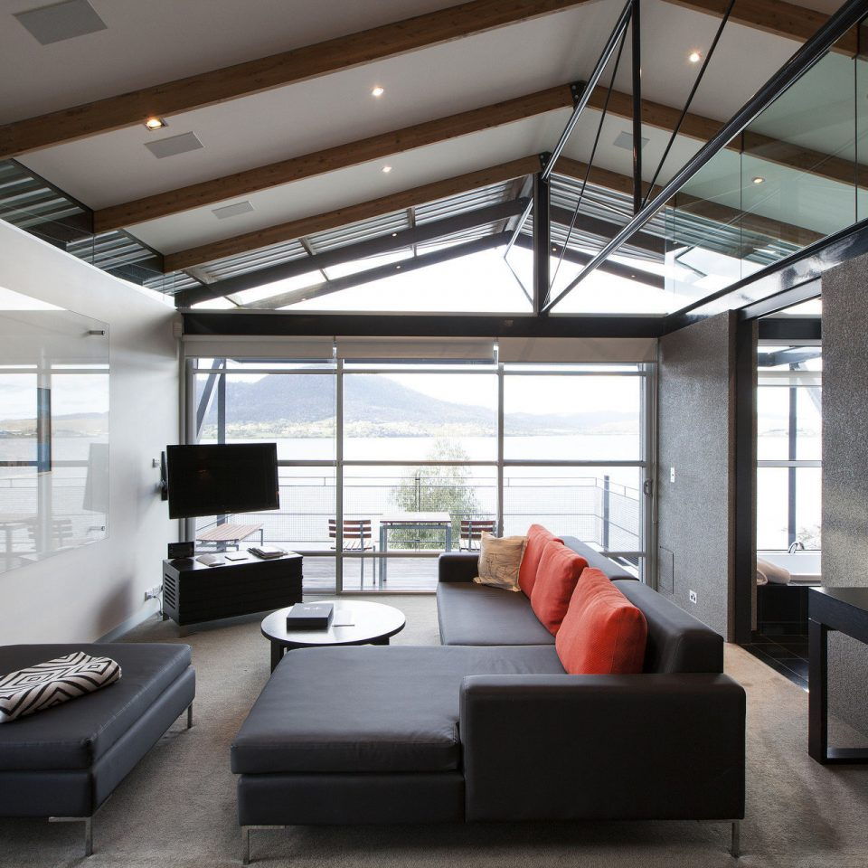 property living room home loft daylighting office