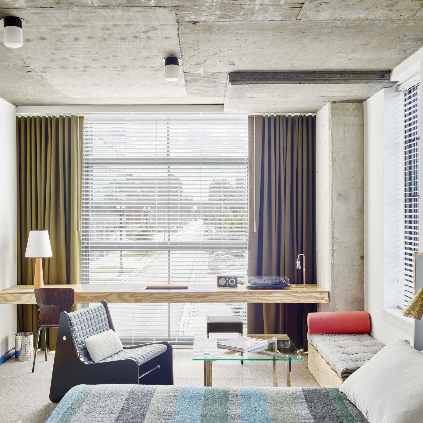 living room window treatment interior designer loft daylighting house