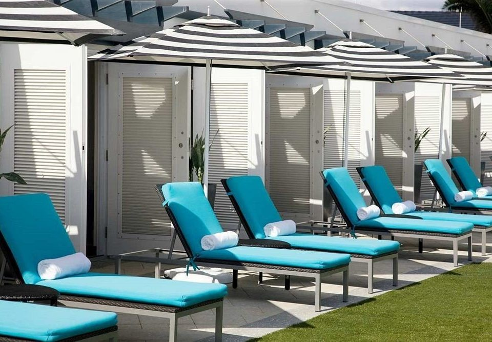 chair leisure blue structure Deck outdoor structure office