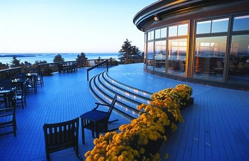 sky chair leisure Resort marina swimming pool dock Dining overlooking Deck