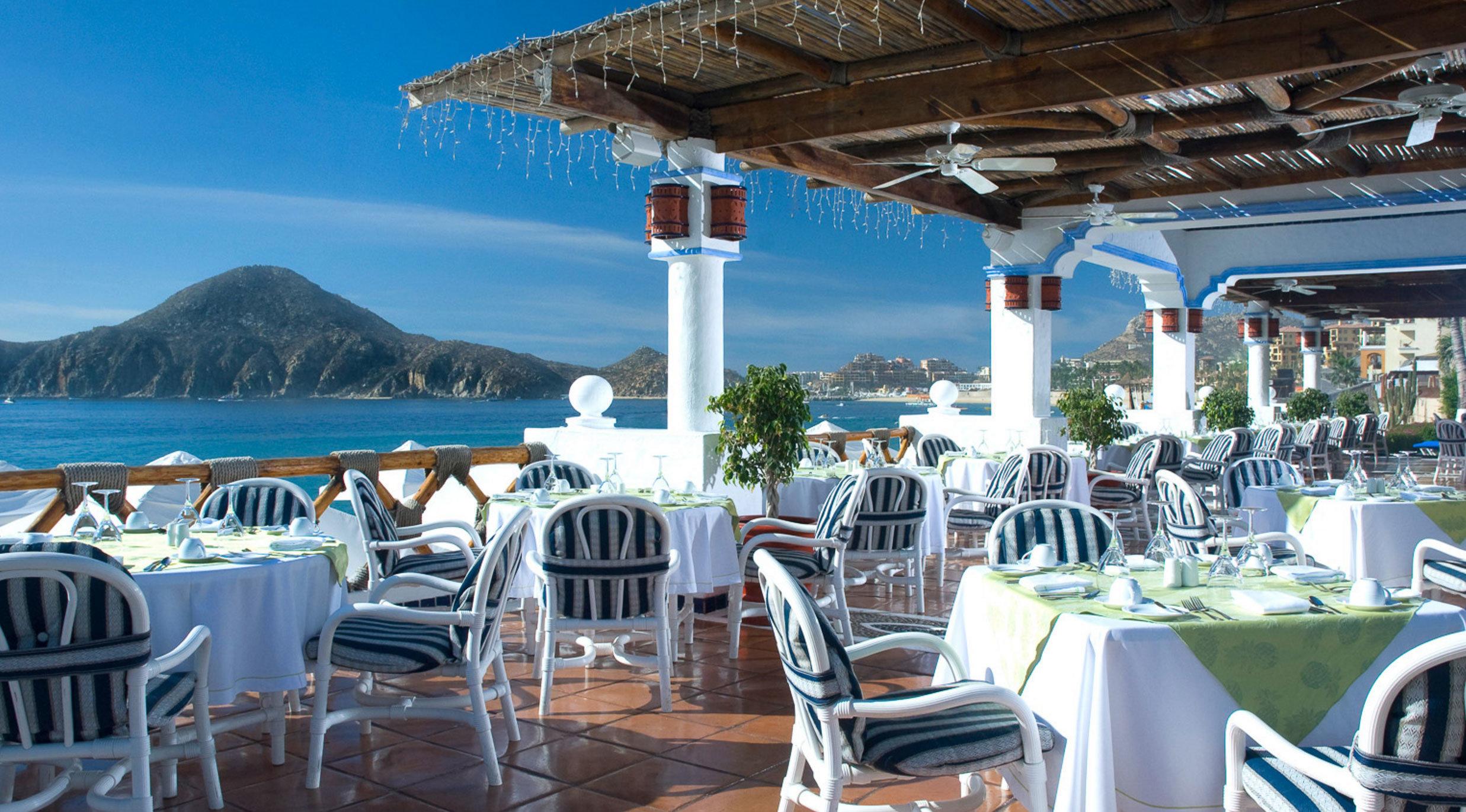 chair restaurant Resort Dining Deck set