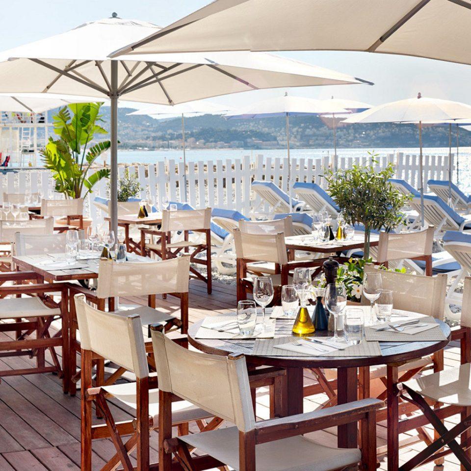 chair sky restaurant Resort Dining Deck set