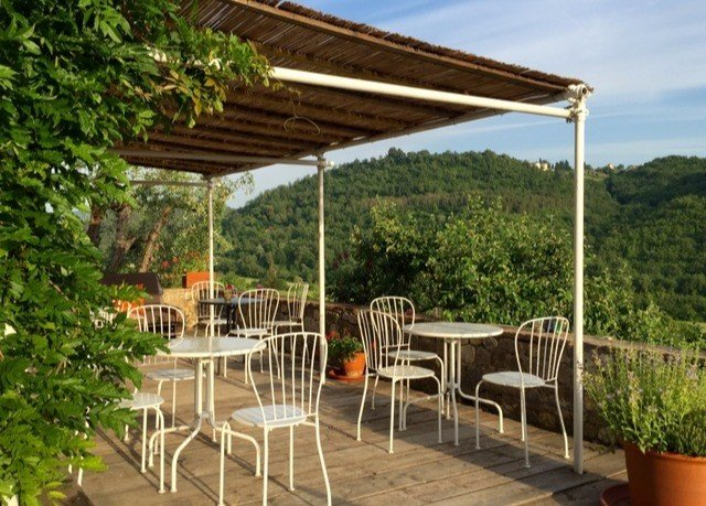 tree chair property pergola porch outdoor structure cottage gazebo Villa canopy Dining eco hotel Deck