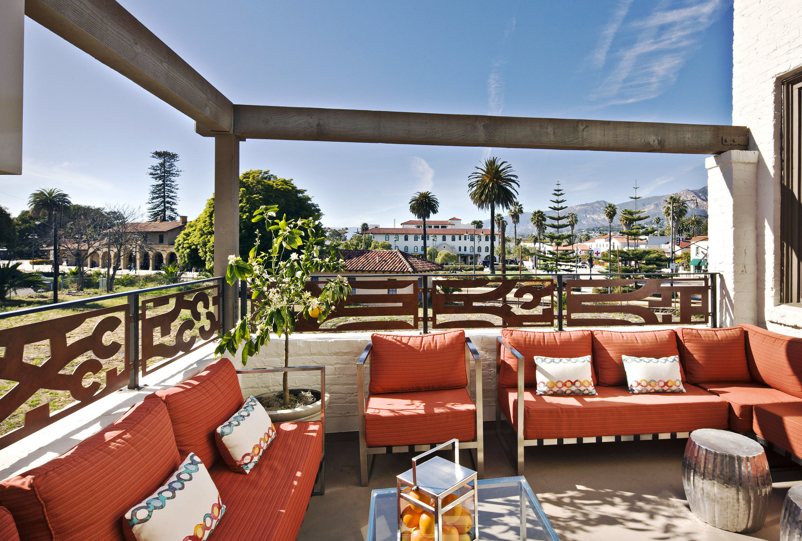 Hotels In Santa Barbara >> Hotel Indigo Santa Barbara Santa Barbara Ca Jetsetter