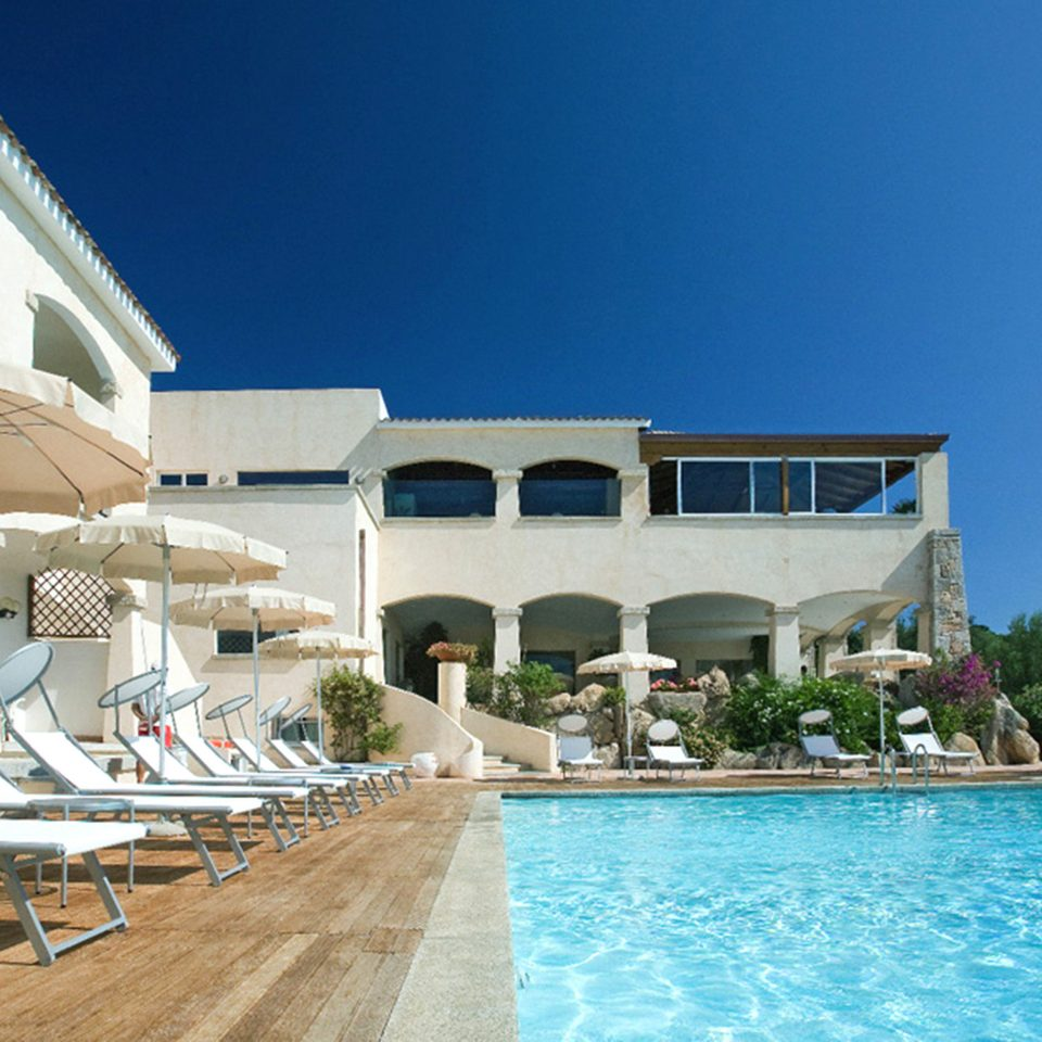 Elegant Luxury Pool Romantic sky leisure property swimming pool Resort Villa condominium caribbean Water park mansion Deck