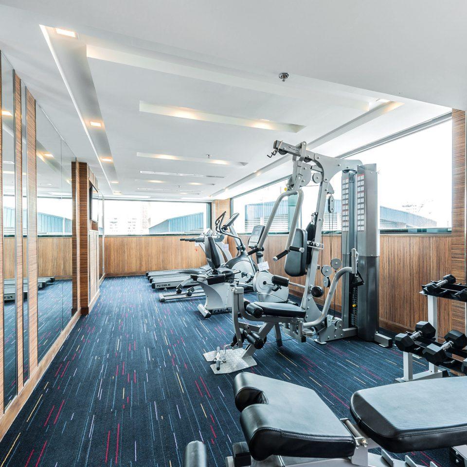 Fitness Sport Wellness property sport venue yacht vehicle condominium Deck