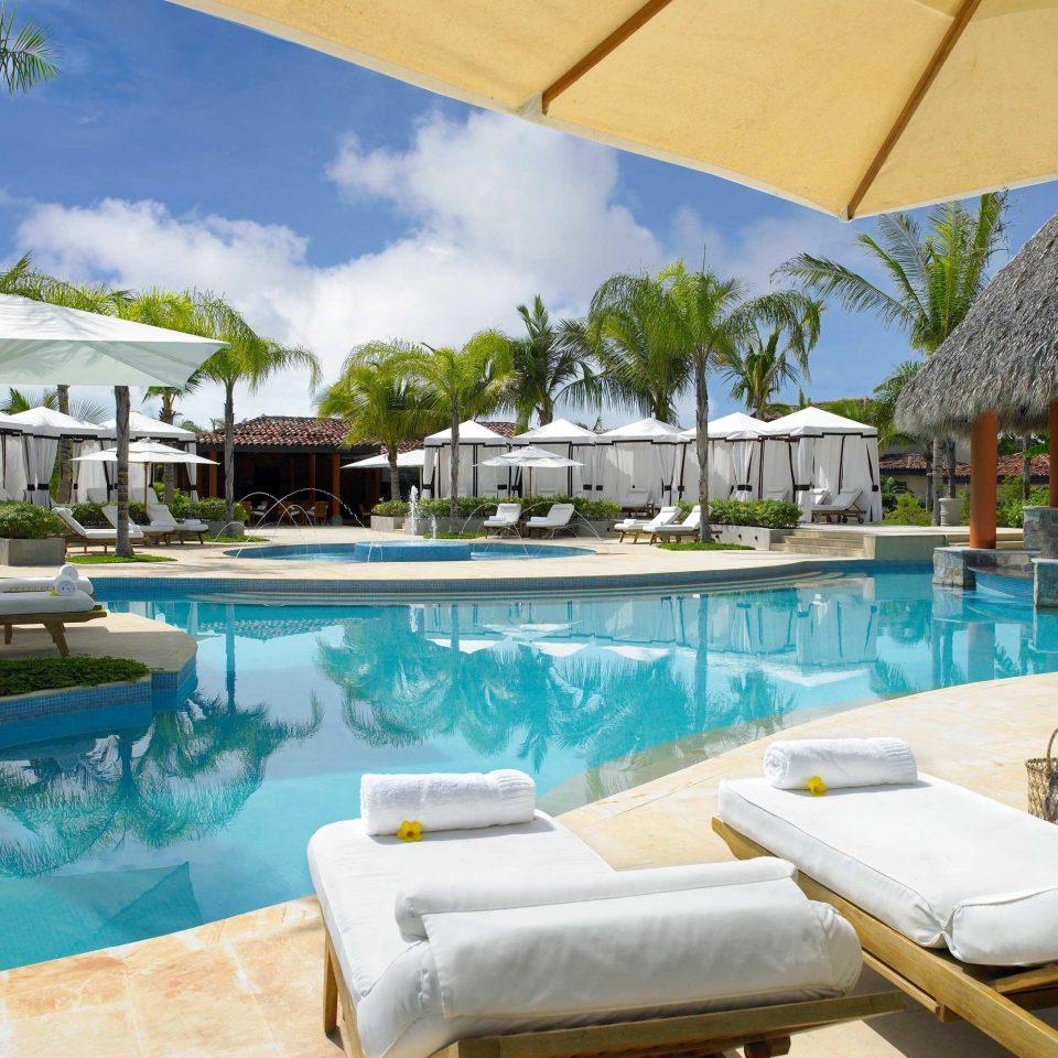 Grounds Honeymoon Luxury Pool Resort Romance swimming pool property leisure Villa caribbean condominium eco hotel Deck stone