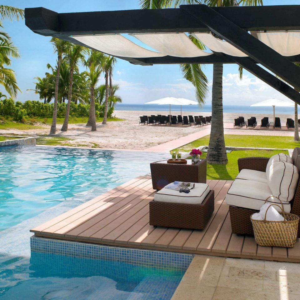 Grounds Honeymoon Luxury Pool Resort tree water swimming pool leisure property Villa backyard Deck overlooking